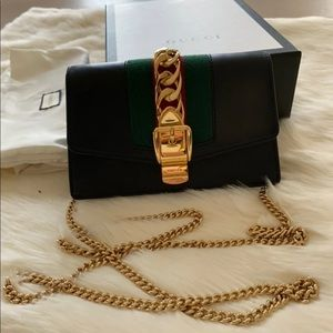 🛑SOLD🛑Gucci mini sylvie